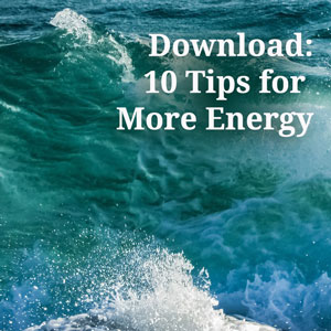 10 tips for more energy
