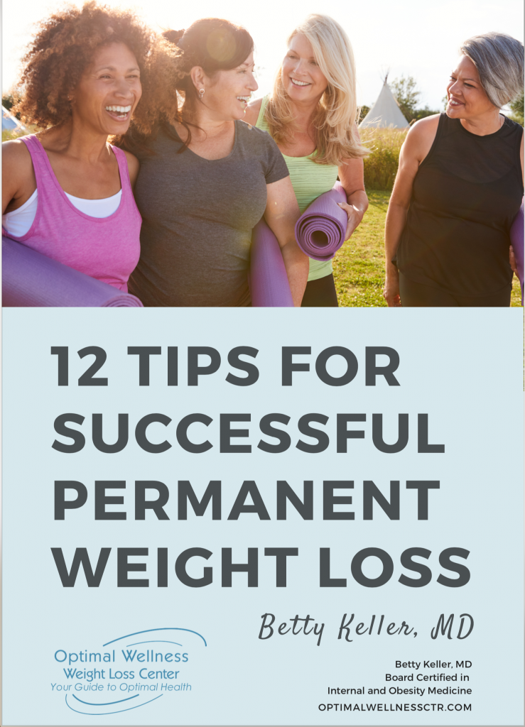 12 tips for successful weight loss