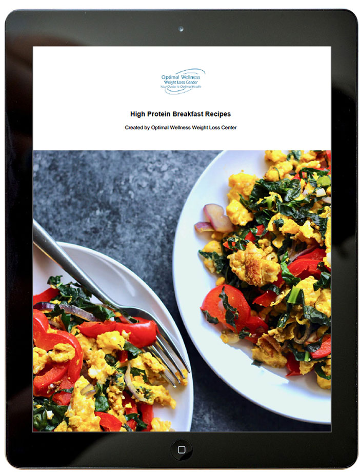 12 high-protein breakfast recipes for weight loss free pdf
